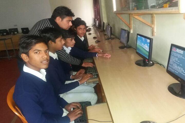 Madanmohan Kalawati Sarraf Saraswati Vidya Mandir-Computer Lab