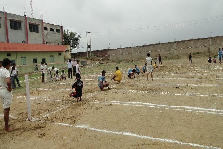 Madanmohan Kalawati Sarraf Saraswati Vidya Mandir-Play Ground