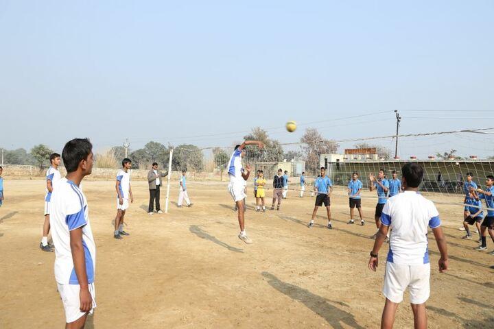 Madanmohan Kalawati Sarraf Saraswati Vidya Mandir-Sports