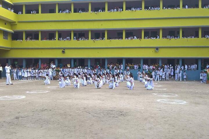 Surajdeo Memorial School-Dance
