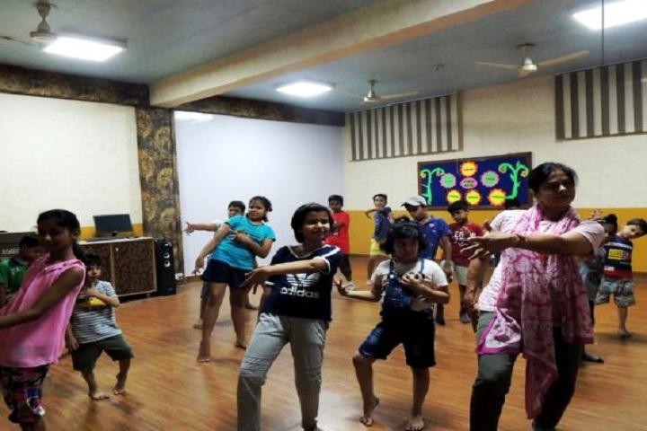 Maharaja Agarsain Public School-Dance Room