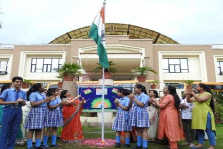 Maharaja Agarsain Public School-Independence Day