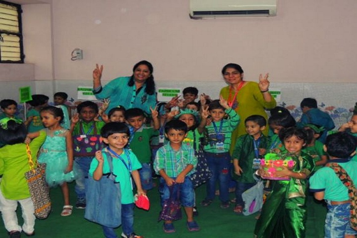 Maharaja Agarsain Public School-Green Day