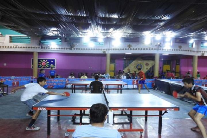 Maharaja Agarsain Public School-Indoor Games