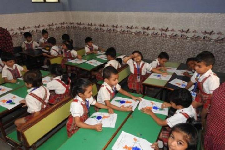 Maharaja Agarsain Public School-KG Classroom