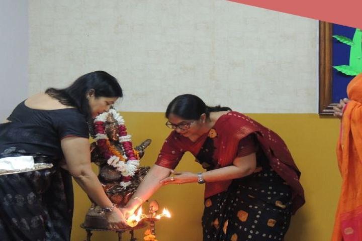 Maharaja Agarsain Public School-Light Clamping
