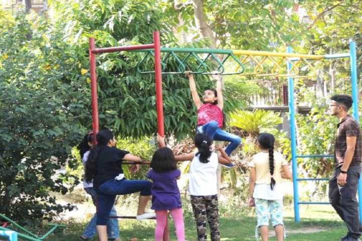 Maharaja Agarsain Public School-Summer Camp