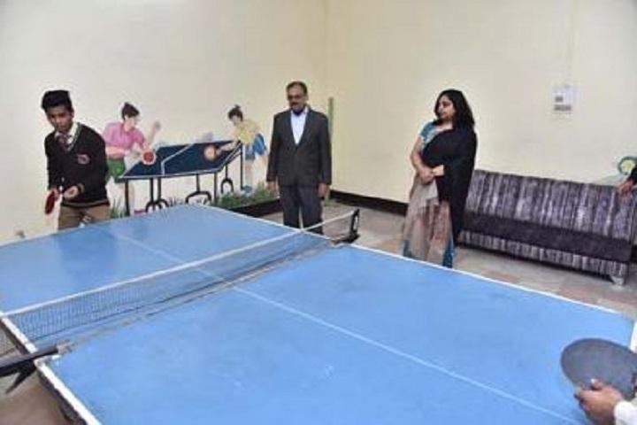 Maharaja Agrasen Public School-Indoor Games