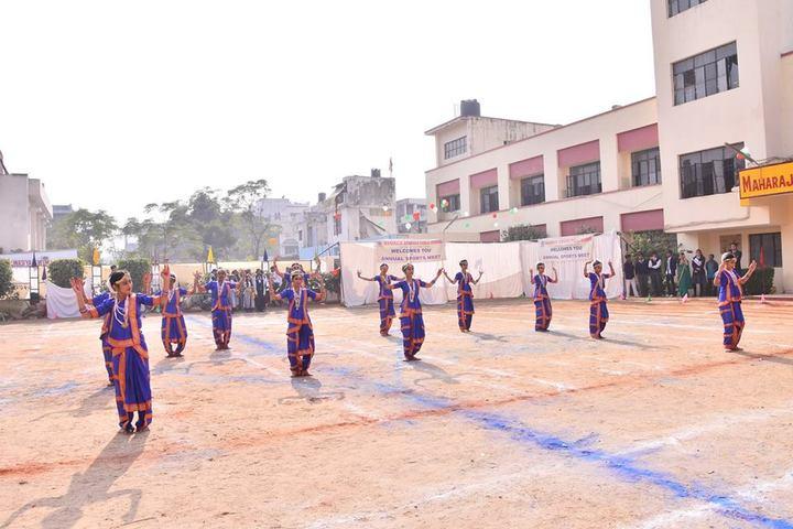 Maharaja Agrasen Public School-Cultural Dance