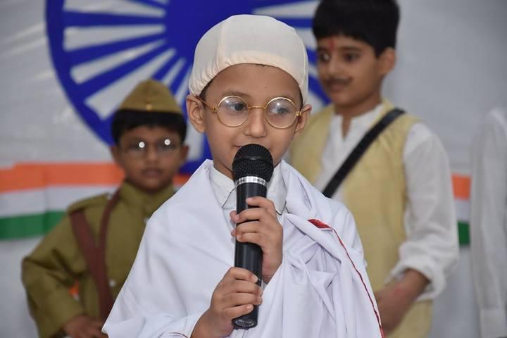 Maharaja Agrasen Public School-Fancy Dress