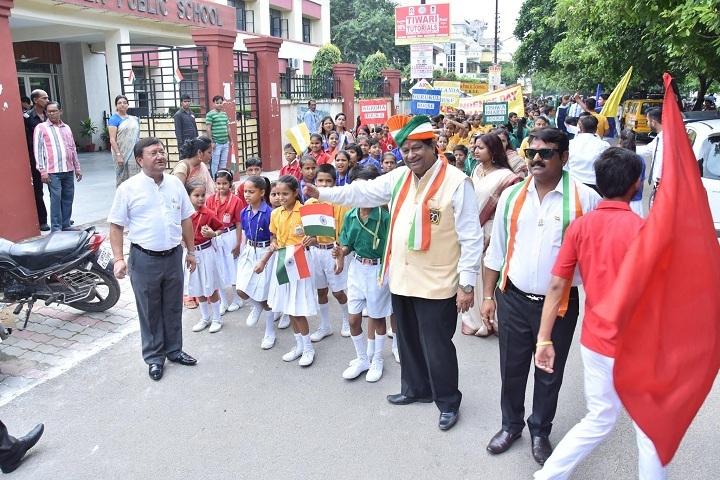 Maharaja Agrasen Public School-Indipendence day