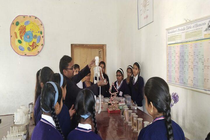 Maharaja Surajmal Holy Academy-Lab1