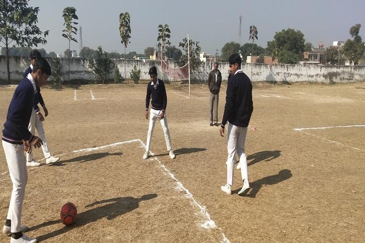 Maharaja Surajmal Holy Academy-Sports
