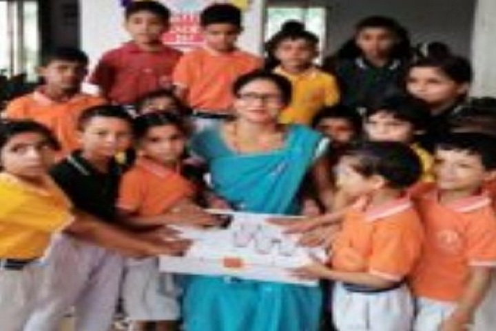 Maharaja Surajmal Holy Academy-Teachers Day