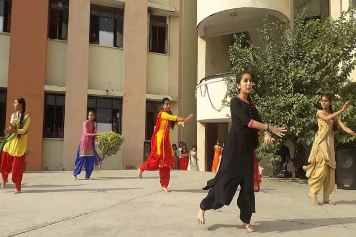 Maharaja Surajmal Public School-Dance