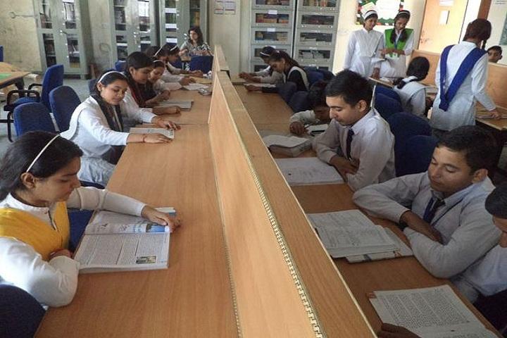 Maharaja Surajmal Public School-Library