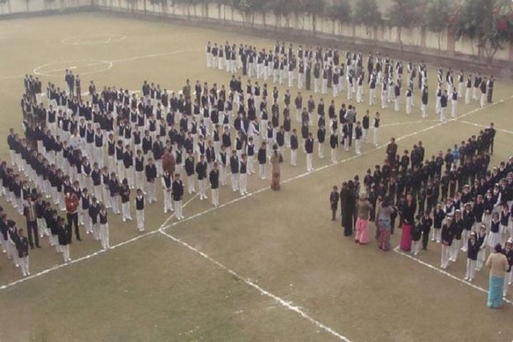 Maharaja Surajmal Public School-Morning Assembly