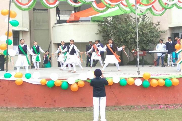 Maharaja Surajmal Public School-Republic Day