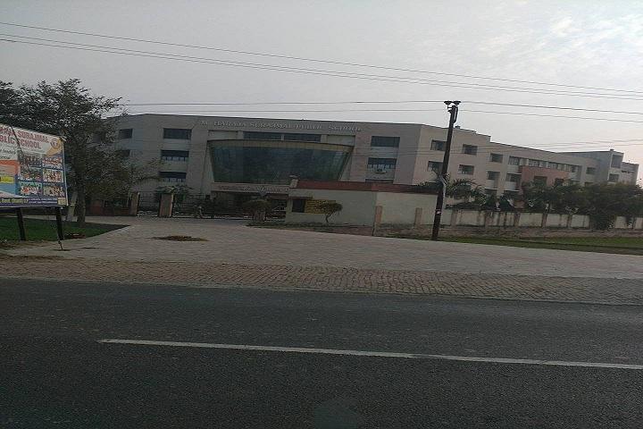 Maharaja Surajmal Public School-School View