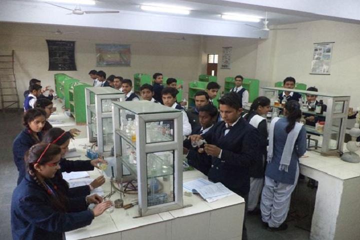 Maharaja Surajmal Public School-Science Lab