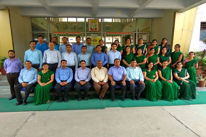 Maharaja Surajmal Public School-Staff
