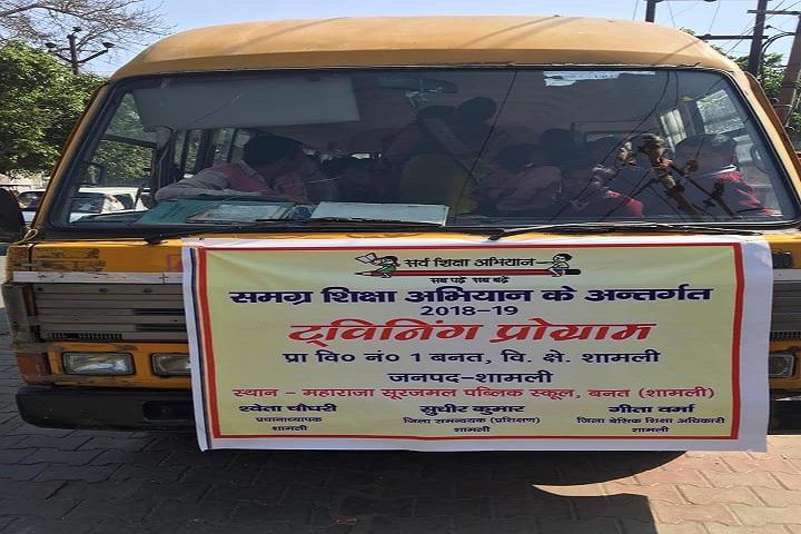 Maharaja Surajmal Public School-Transport
