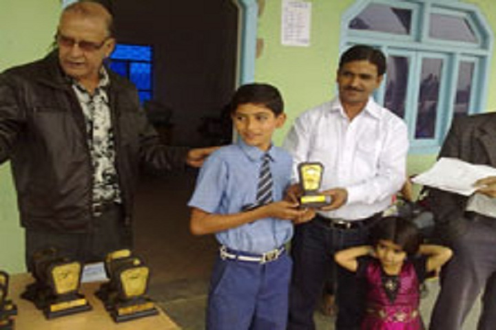 Maharana Pratap Public School-Award Presentation
