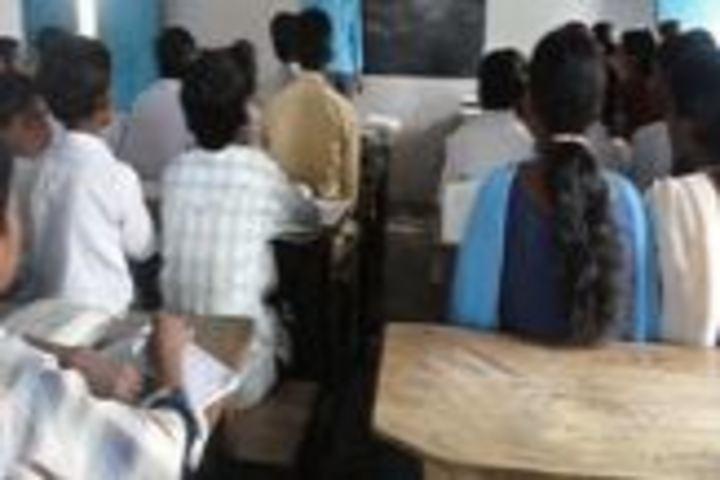 Maharana Pratap Public School-Classrooms