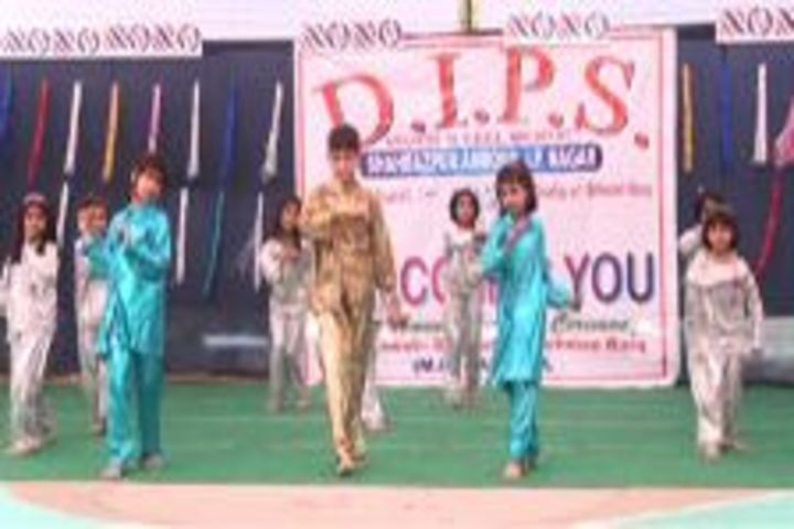 Maharana Pratap Public School-Dance