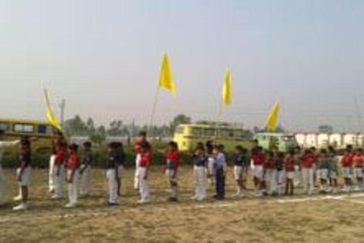 Maharana Pratap Public School-Sports Day