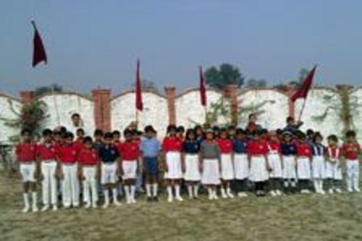 Maharana Pratap Public School-Students
