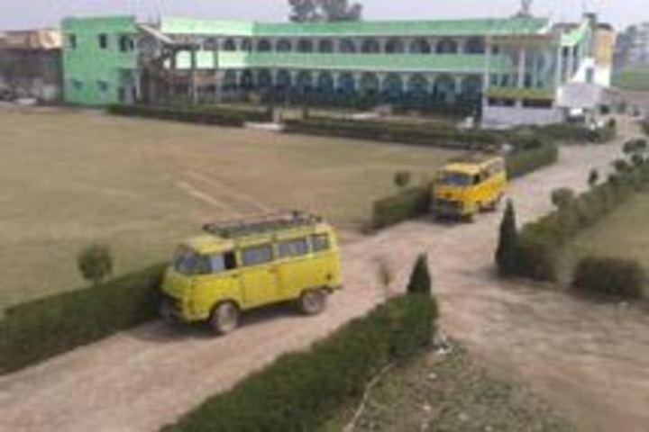 Maharana Pratap Public School-Transport