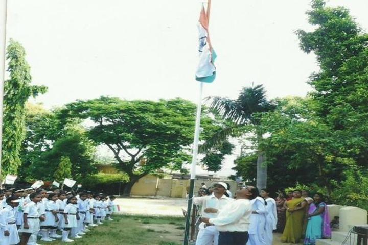 Maharishi Vidya Mandir-Independence Day