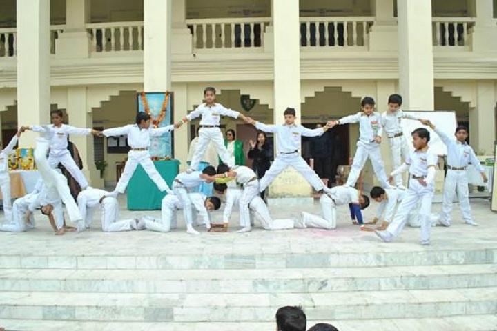 Maharishi Vidya Mandir-Dance
