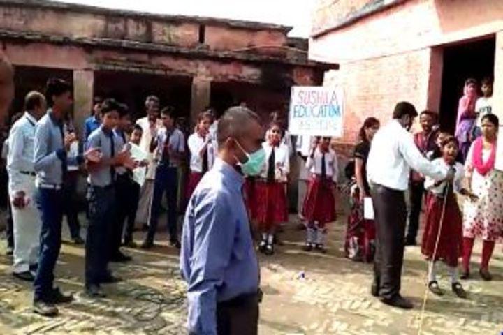 Sushila Educational Institute-Swatch Barath Activity