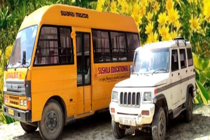 Sushila Educational Institute-Transport