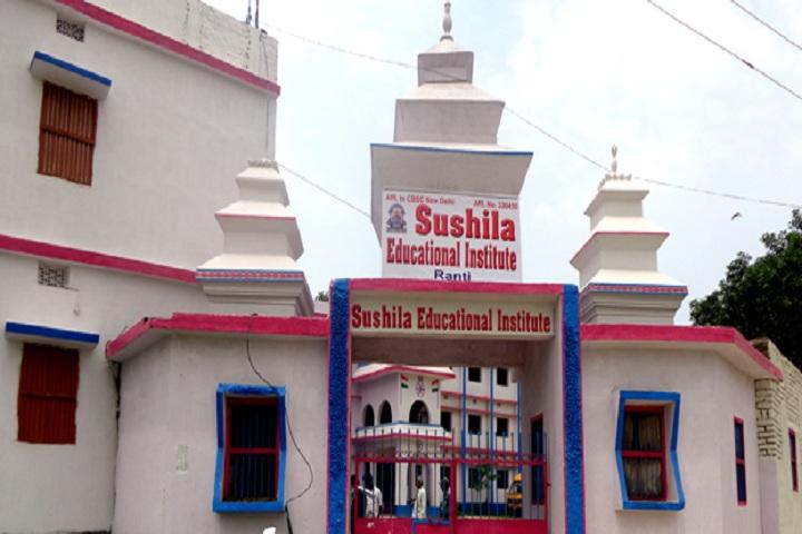 Sushila Educational Institute-School Building