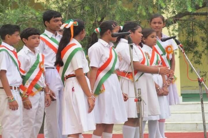 Maharishi Vidya Mandir-Independence Day Celebrations