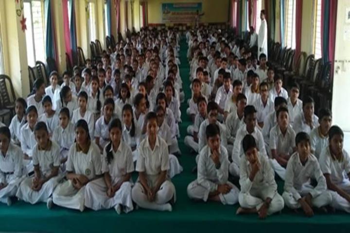 Maharishi Vidya Mandir-Yoga