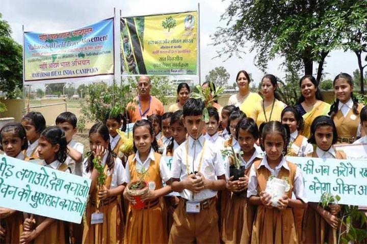 Maharishi Vidya Mandir-Environmental Day