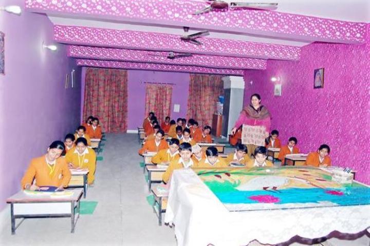 Maharishi Vidya Mandir-Art-Room