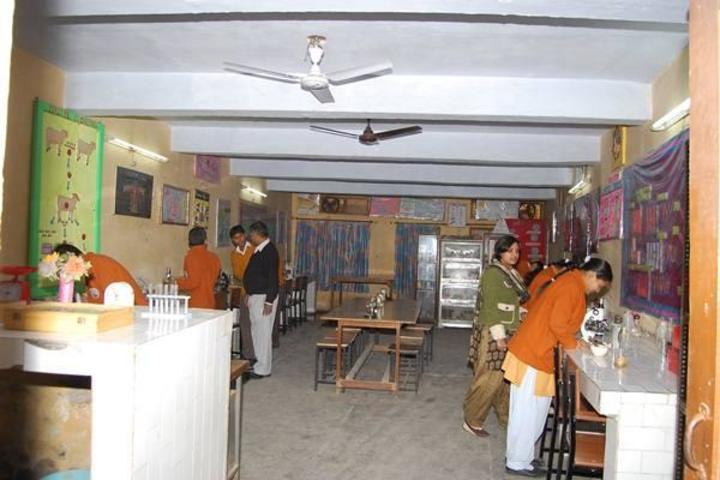 Maharishi Vidya Mandir-Biology-Lab
