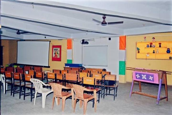 Maharishi Vidya Mandir-Interactive-Room
