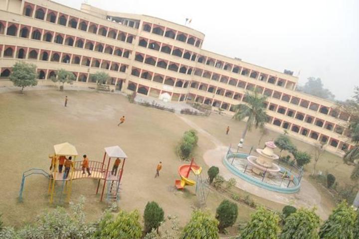 Maharishi Vidya Mandir-Play-Ground