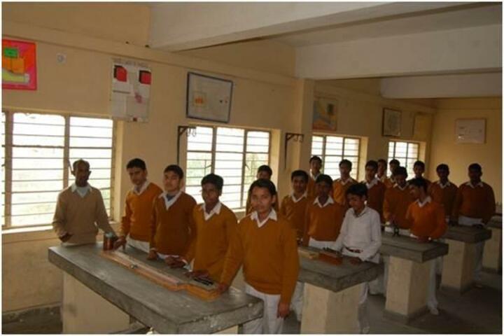 Maharishi Vidya Mandir-Lab