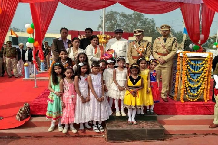 Maharishi Vidya Mandir-Fancy-Dress
