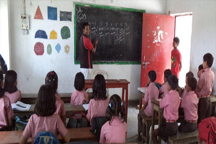 Sutara Mehi Mission School-Classroom2