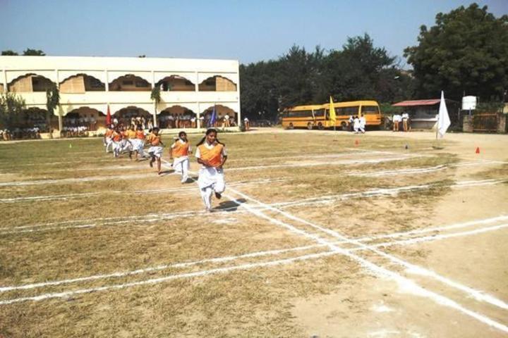 Maharishi Vidya Mandir-Play Ground