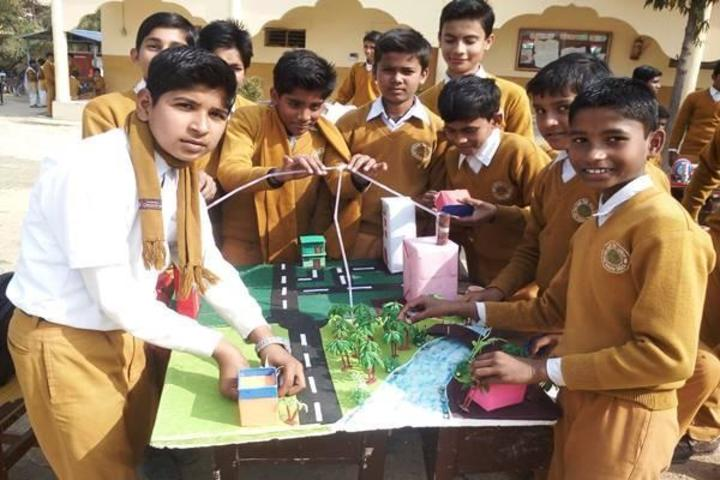 Maharishi Vidya Mandir-Science Project