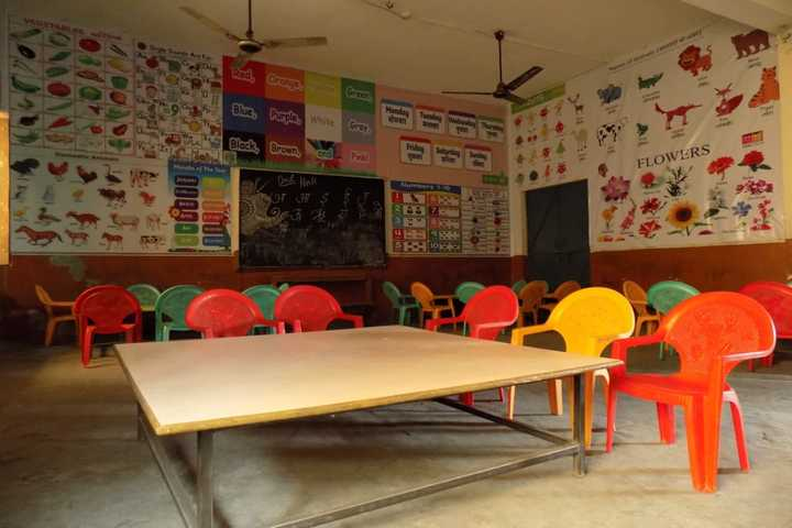 Maharishi Vivekanand Public Junior High School-Activity Room